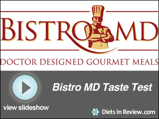 View Bistro MD Taste Test Slideshow