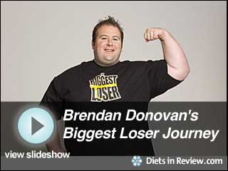 View Brendan Donovan's Biggest Loser 10 Journey Slideshow