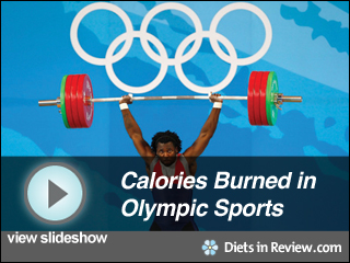 View Calories Burned in Olympic Sports Slideshow
