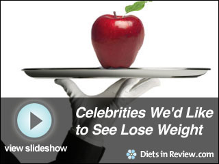 View Celebrities We'd Like to See Lose Weight Slideshow
