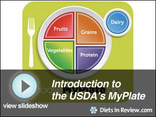 View Choose MyPlate Slideshow