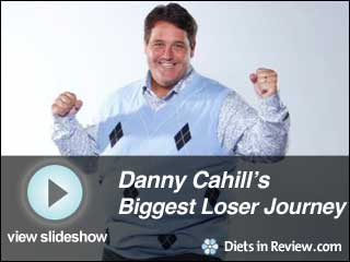 View Danny Cahill's Biggest Loser Journey Slideshow