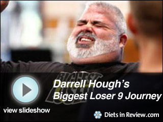View Darrell Hough's Biggest Loser 9 Journey Slideshow
