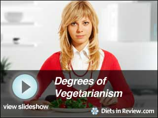 View Degrees of Vegetarianism Slideshow