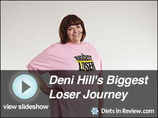 View Denise Hill's Biggest Loser 11 Journey Slideshow