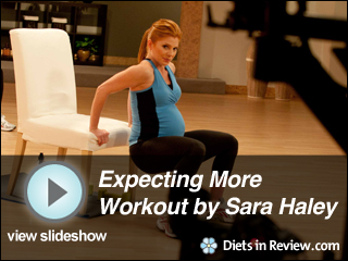 View Expecting More Pregnancy Workout by Sara Haley Slideshow