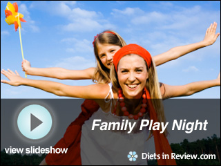 View Family Play Night Slideshow