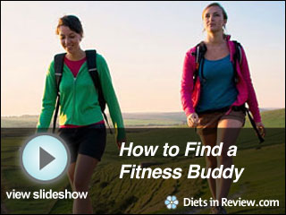 View Find a Fitness Buddy Slideshow