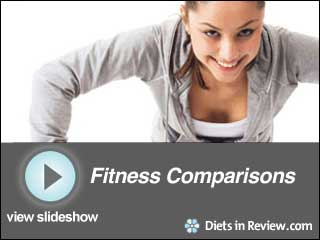 View Fitness Comparisons Slideshow