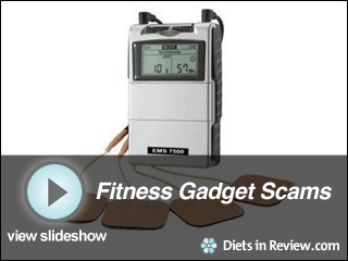 View Fitness Gadget Scams Slideshow