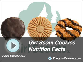 View Girl Scout Cookies Nutrition Facts Slideshow