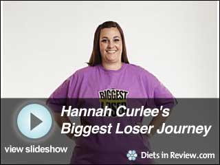 View Hannah Curlee's Biggest Loser 11 Journey Slideshow