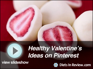 View Healthy Homemade Valentine Treats Slideshow