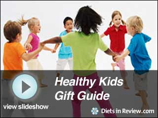 View Healthy Kids Gift Guide Slideshow