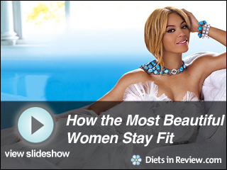 View How the Most Beautiful Women Stay Fit Slideshow