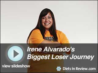 View Irene Alvarado's Biggest Loser 11 Journey Slideshow