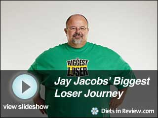 View Jay Jacobs' Biggest Loser 11 Journey Slideshow