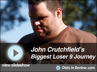 View John Crutchfield's Biggest Loser 9 Journey Slideshow