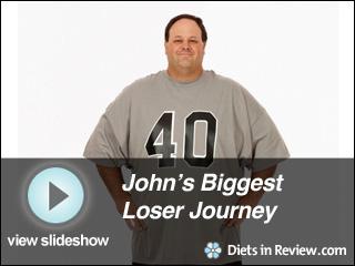 View John Rhode's Biggest Loser 12 Journey Slideshow