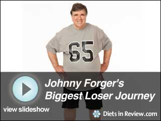 View Johnny Forger's Biggest Loser 12 Journey Slideshow