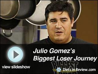 View Julio Gomez's Biggest Loser Journey Slideshow