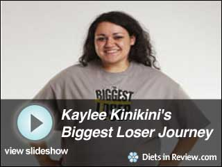 View Kaylee Kinikini's Biggest Loser 11 Journey Slideshow