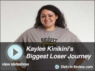 View Kaylee Kinikini's Biggest Loser 11 Journey Slideshow