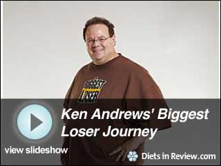 View Ken Andrews' Biggest Loser 11 Journey Slideshow