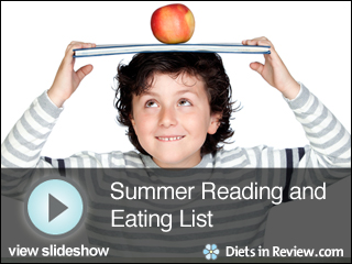 View Kids' Summer Reading and Eating List Slideshow