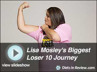View Lisa Mosley's Biggest Loser 10 Journey  Slideshow