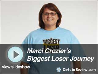 View Marci Crozier's Biggest Loser 11 Journey Slideshow