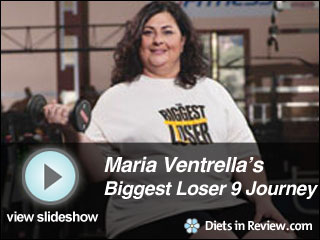 View Maria Ventrella's Biggest Loser 9 Journey Slideshow