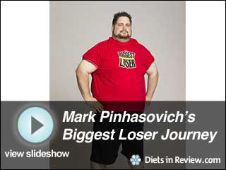 View Mark Pinhasovich's Biggest Loser 10 Journey  Slideshow
