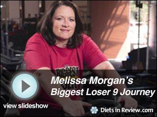 View Melissa Morgan's Biggest Loser 9 Journey Slideshow