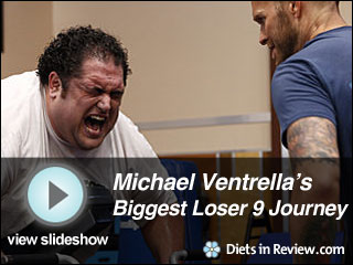 View Michael Ventrella's Biggest Loser 9 Journey Slideshow