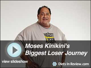 View Moses Kinikini's Biggest Loser 11 Journey Slideshow
