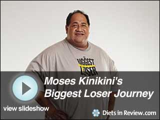 View Moses Kinikini's Biggest Loser 11 Journey Slideshow