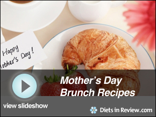 View Mother's Day Brunch Recipes Slideshow