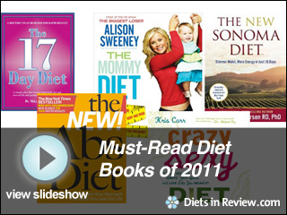 View Must Read Diet Books of 2011 Slideshow