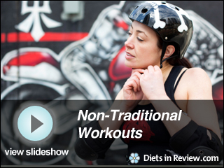 View Non-Traditional Workouts Slideshow