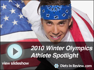 View Olympic Athlete Spotlight Slideshow
