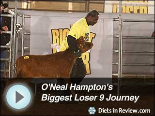 View O'neal Hampton's Biggest Loser 9 Journey Slideshow