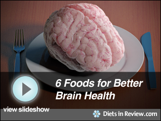 View Oprah's Great Brain Grocery List Slideshow