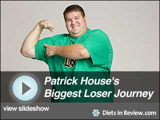 View Patrick House's Biggest Loser 10 Journey Slideshow