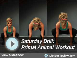 View Primal Animal Workout Slideshow