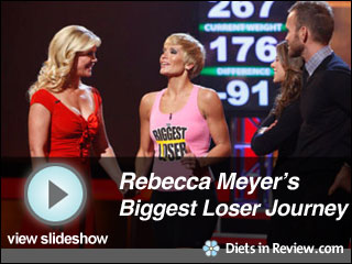 View Rebecca Meyer's Biggest Loser Journey Slideshow