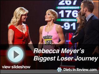 View Rebecca Meyer's Biggest Loser Journey Slideshow