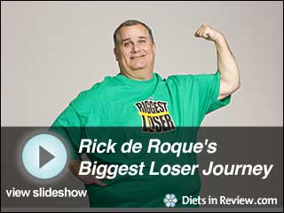 View Rick de Roque's Biggest Loser 10 Journey  Slideshow