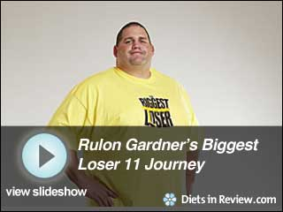 View Rulon Gardner's Biggest Loser 11 Journey Slideshow