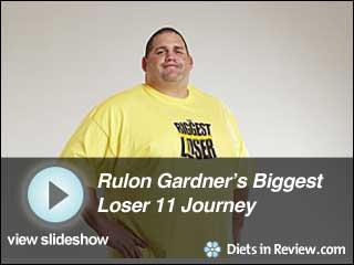 View Rulon Gardner's Biggest Loser 11 Journey Slideshow